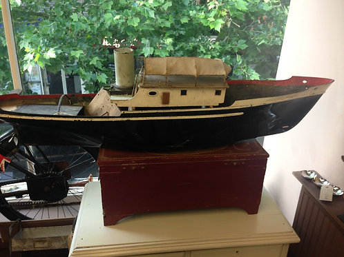 (Project) Large Model Boat
