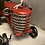 Thumbnail: Red Metal Tractor
