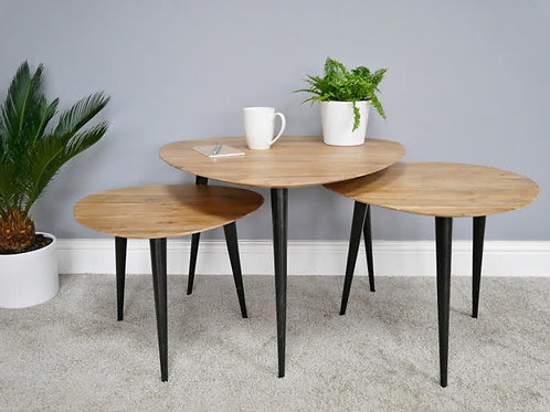 Group of 3 Tables