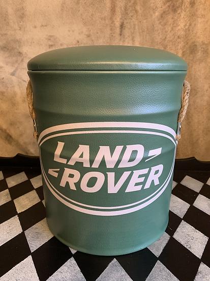 Small Land Rover Storage Stool