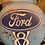 Thumbnail: Medium Ford Storage stool