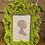 Thumbnail: Elegant Green Baroque Style Frame