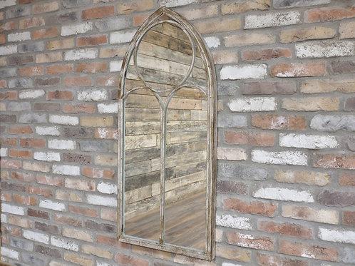 Metal Gothic Garfen Mirror