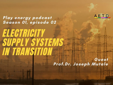 Podcast on Guaranteeing a Smoother Energy Transition