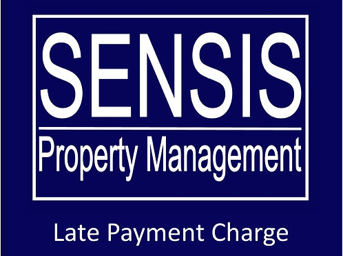 Late Payment Charge