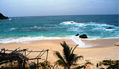 Se vende Terreno frente a playa en Salchi / FOR SALE LAND IN FRONT SEA IN Salchi beach