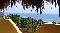 Se vende Casa con vista al mar en San Agustinillo, Oax. / FOR SALE HOUSE WITH OCEAN VIEWS IN San Agustinillo beach, Oax.