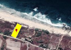 bonito terreno con playa