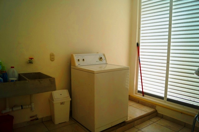 CENTRO DE LAVADO /space for washing