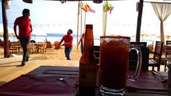 Restaurantes frente al mar