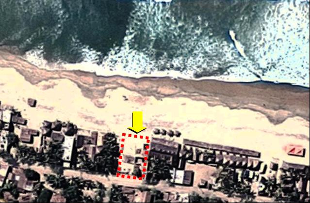 precioso terreno de playa