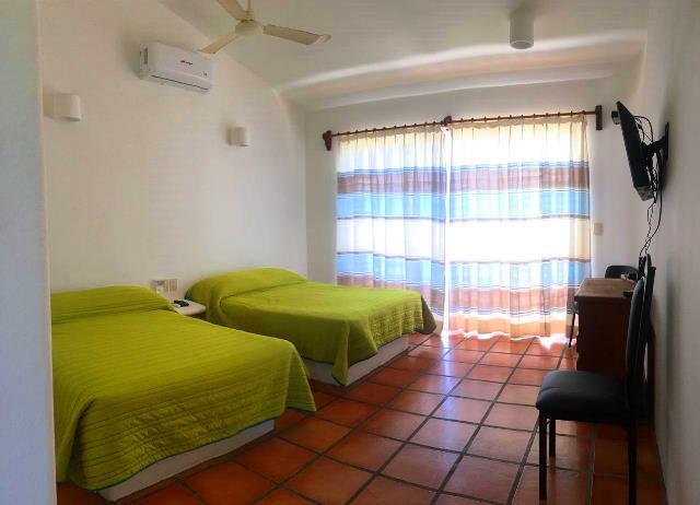 SECOND BED / recámara 2