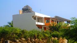 algunas casa de playa cerca