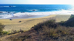 Venta de terreno frente al mar, cerca de Huatulco / FOR SELL LAND OCEANFRONT NEAR FROM HUATULCO