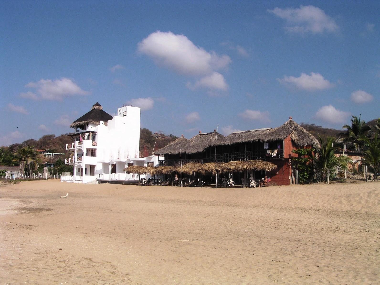 Hoteles construidos al rededor