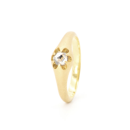 """""""Victoria"""" Ring small with Diamond"""