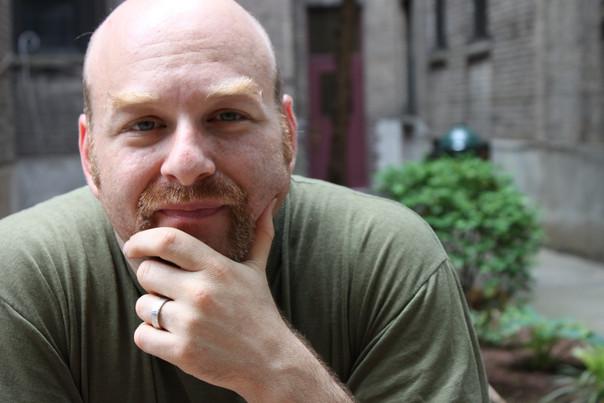 Avi Glickstein, Theatre Artist