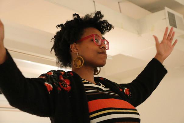 Jasmeene Francois, Theatre Artist
