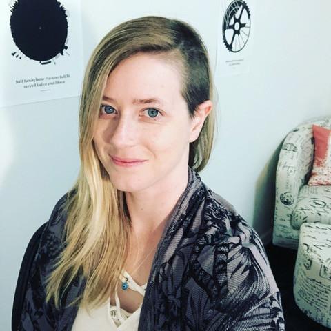 Sara Knudson, Writer