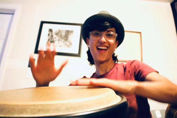 Shireen Amini, Musician