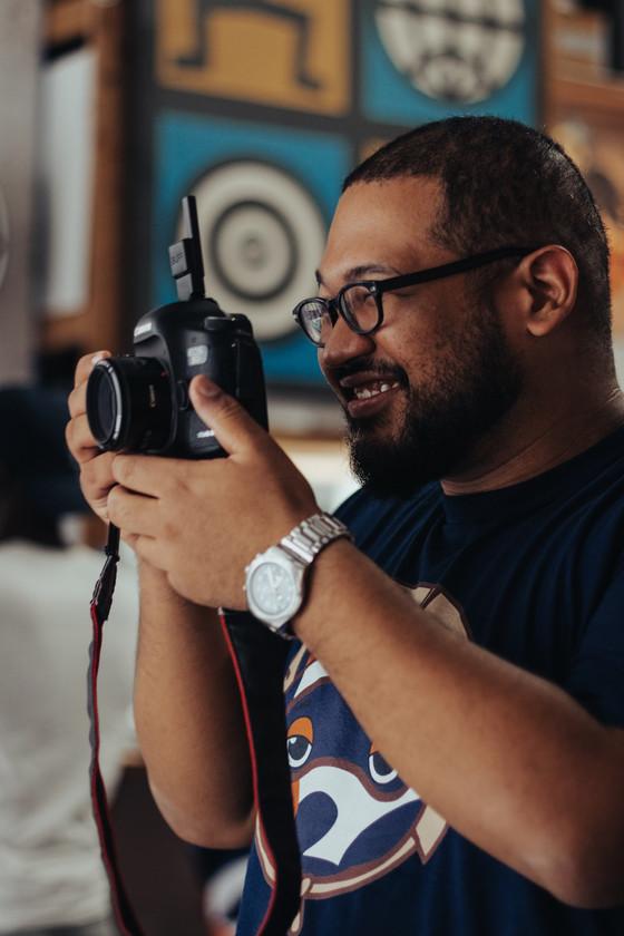 Benji Hom, Multimedia & Theater Artist