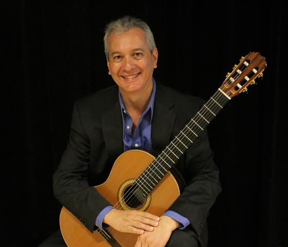 Francisco Roldán, Guitarist