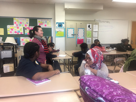 How a Teaching Artist Can Help Students During Emotional Times