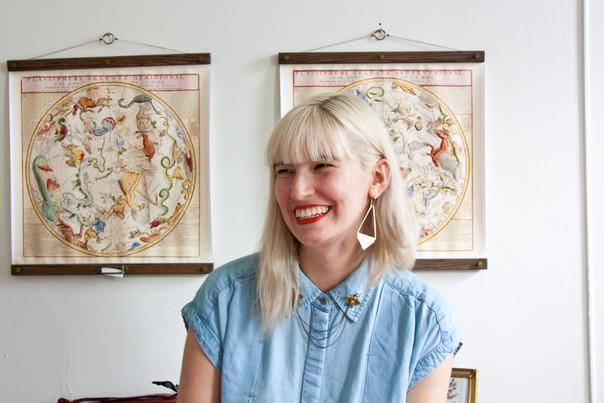 Mary Kinney, Writer