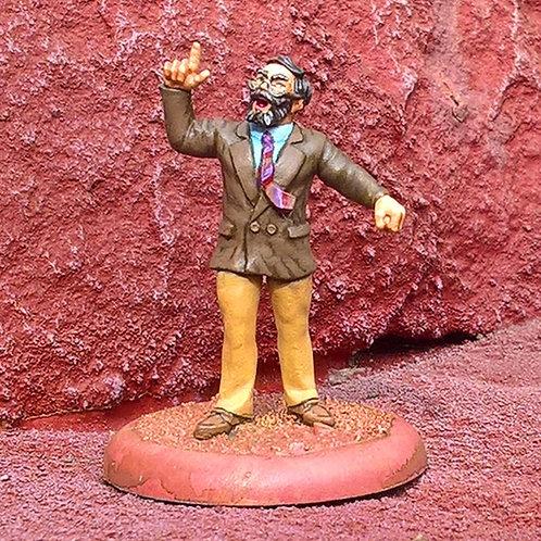 Earthling Doc (Pewter)