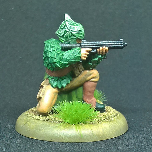 Forest Moon Commando 5 (Pewter)