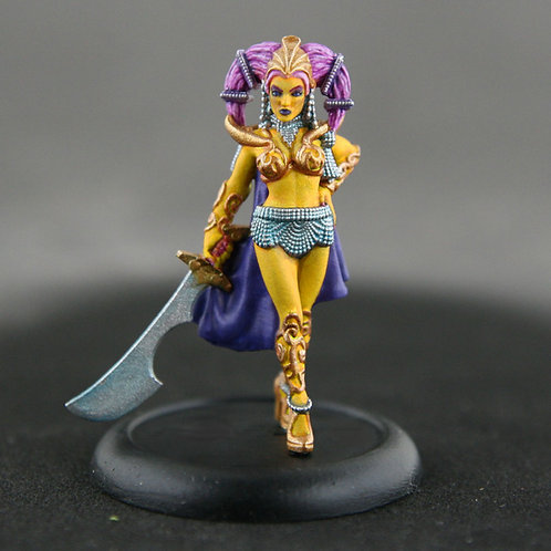 Mongol Princess (Resin)