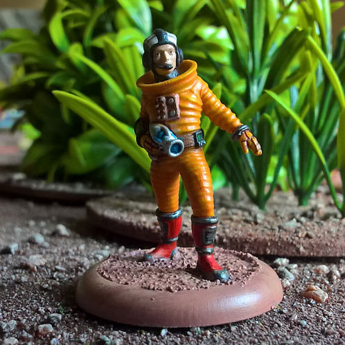 Astronaut 4 (Resin)