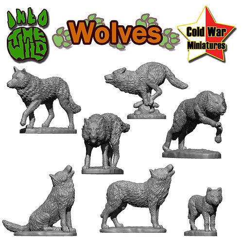 Wolves (Digital)