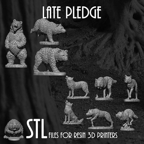 ITW- Bears+Wolf Late Pledge (Digital)