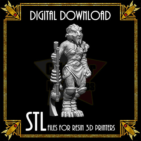 Felid 8 (Digital)