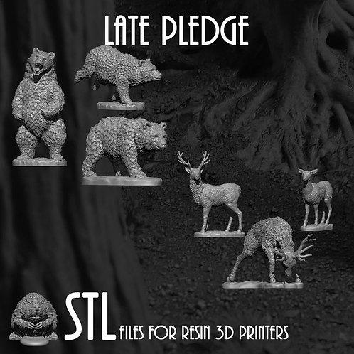 ITW- Bears+Deer Late Pledge (Digital)