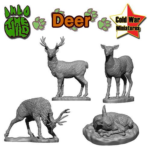 Deer (Digital)