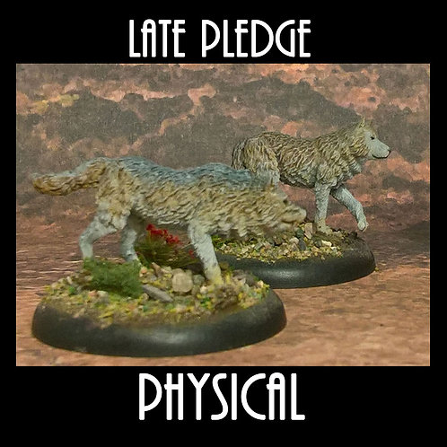 ITW- Wolves Late Pledge (Physical)