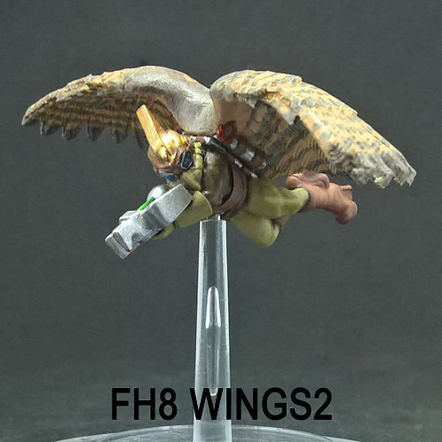 Flying Hawkman 8 (Resin)