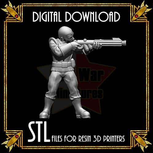 Fleet Trooper 5, Shoot (Digital)