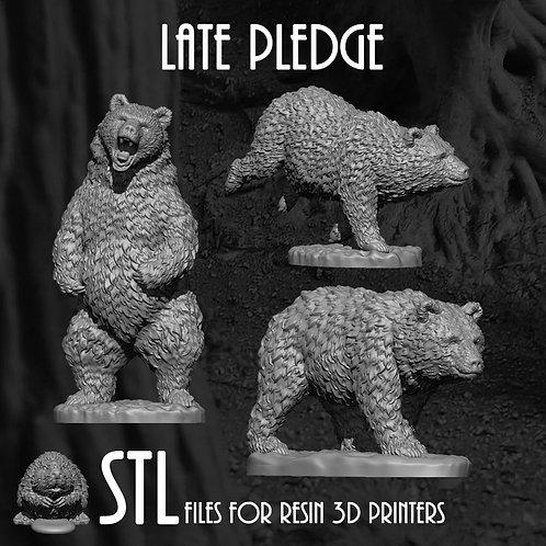 ITW- Bears Late Pledge (DIgital)