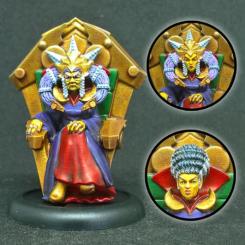 Mongol Queen (Resin)