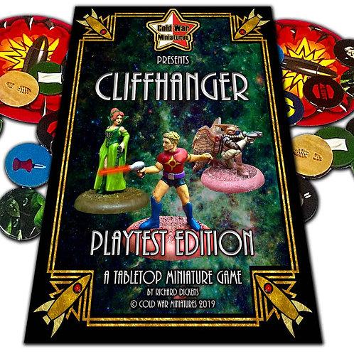 Cliffhanger Rules (Digital Download)