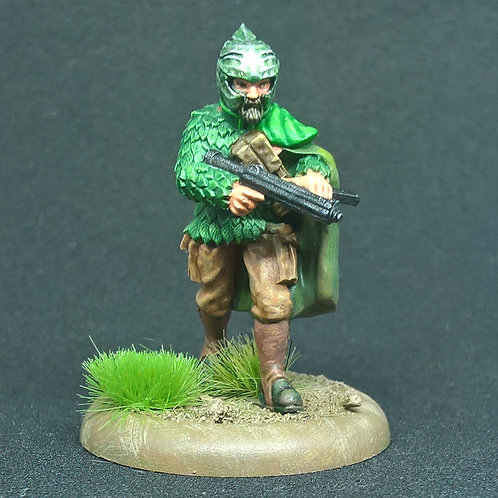 Forest Moon Commando 7 (Pewter)