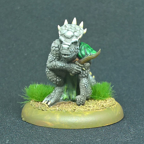 Forest Moon Dino Scout 1 (Pewter)