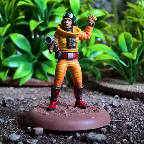 Astronaut 3 (Resin)