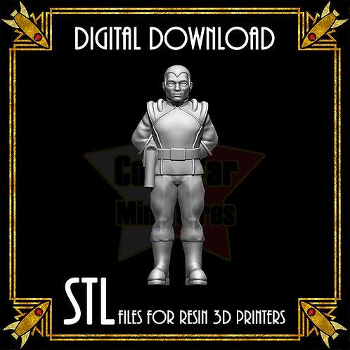 Fleet Trooper 3, Captain (Digital)