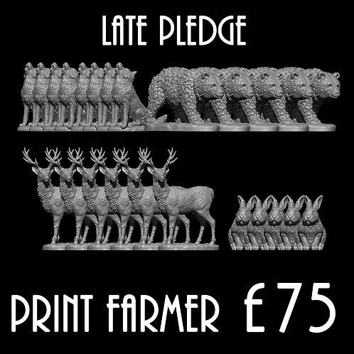 ITW- Print Farmer Late Pledge (Digital)