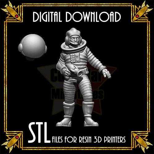 Astronaut 4 (Digital)