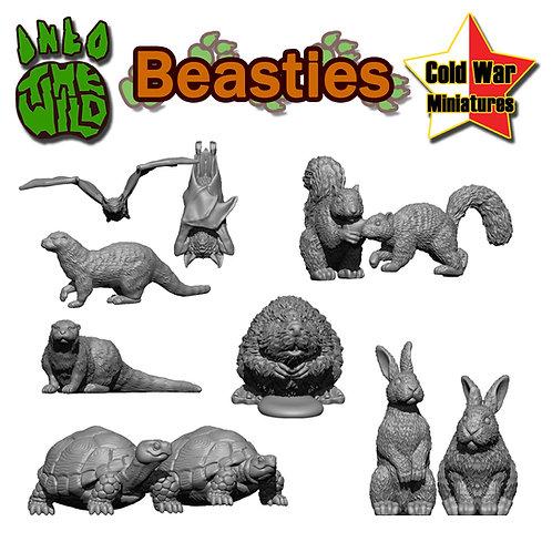 Basing Beasties 1 (Digital)